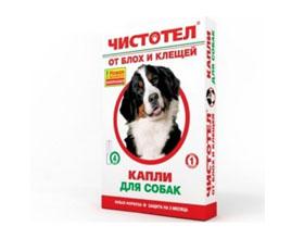 Капли чистотел для собак