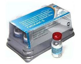 Гискан-5 сыворотка для собак | инструкция по применению, цена, отзывы.