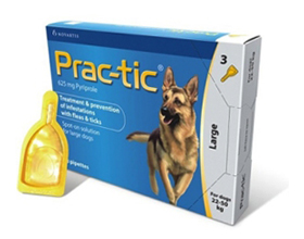 Капли Практик для собак