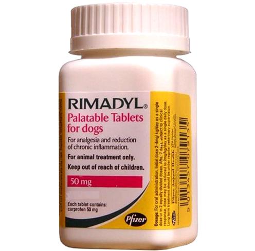 Римадил - 50 мг.