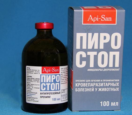 Пиростоп - 100 мл.