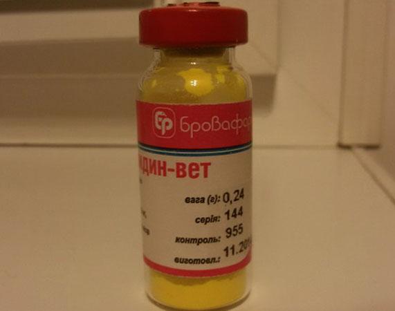 Препарат азидин