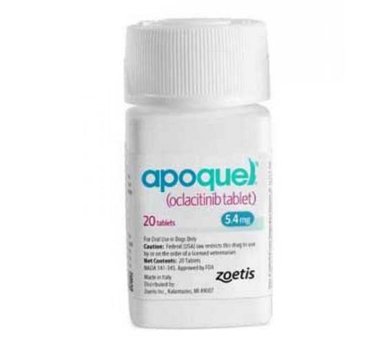 Апоквель - 5,4 мг