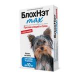 Капли блохнэт для собак: описание и инструкция