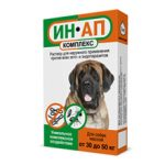 Ин ап комплекс для собак: инструкция, описание и применение