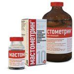 Мастометрин для собак: инструкция и описание препарата