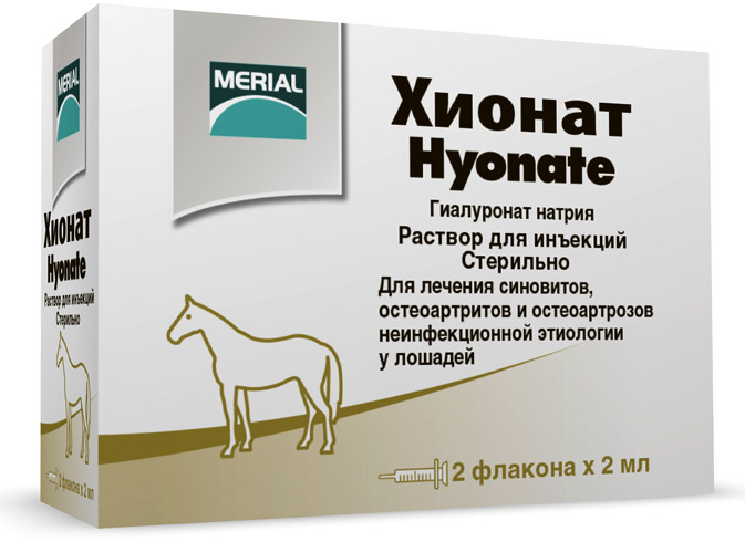 Препарат Хионат