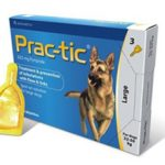 Капли Практик для собак: описание и инструкция