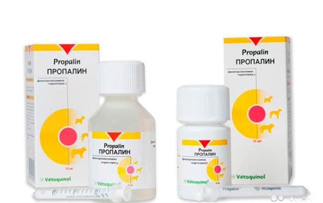 Препарат пропалин