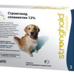 Стронгхолд для собак: инструкция, цена, отзывы