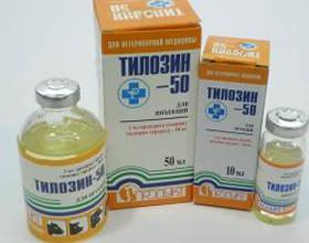 Тилозин для собак